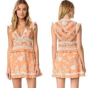 FOR LOVE And LEMONS Mia Dress